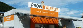 Profi Winkler - Vordereingang