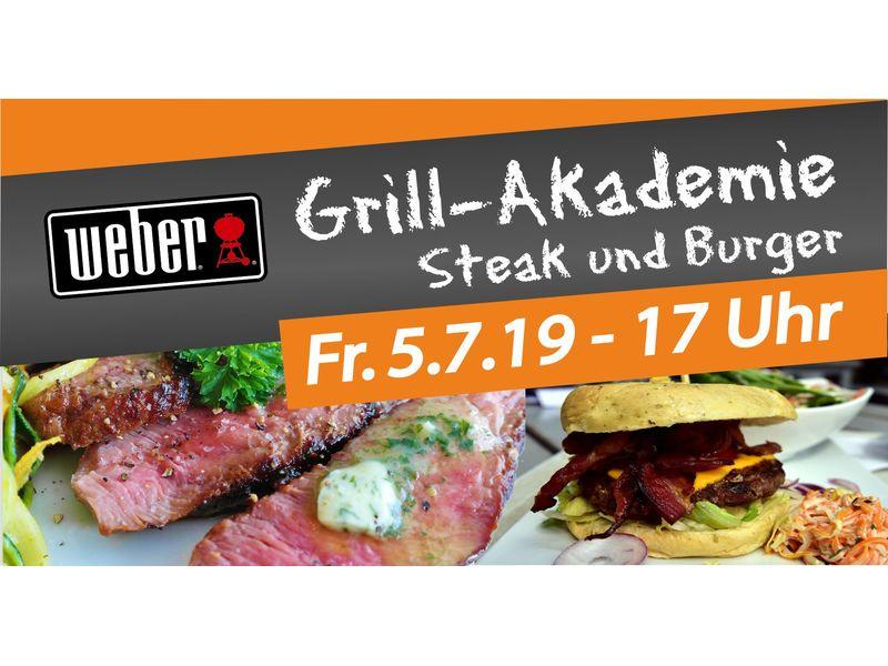 Weber Elektrogrill Steak : Weber steak burger workshops profi winkler