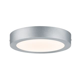 WallCeiling Lunar LED-Panel 12,7W 230V Chrom matt Alu
