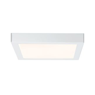 WallCeiling Lunar LED-Panel 18W 230V Weiß matt Alu
