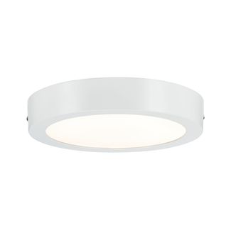 WallCeiling Lunar LED-Panel 17W 230V weiss matt Alu