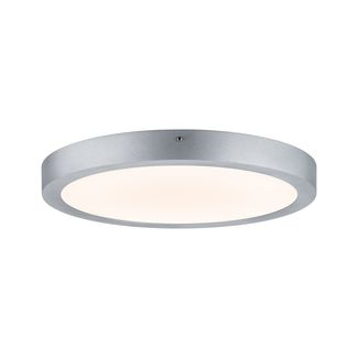 WallCeiling Lunar LED-Panel 20,5W 230V Chrom matt Alu